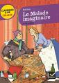 Couverture Le malade imaginaire Editions Hatier (Classiques & cie - Collège) 2021