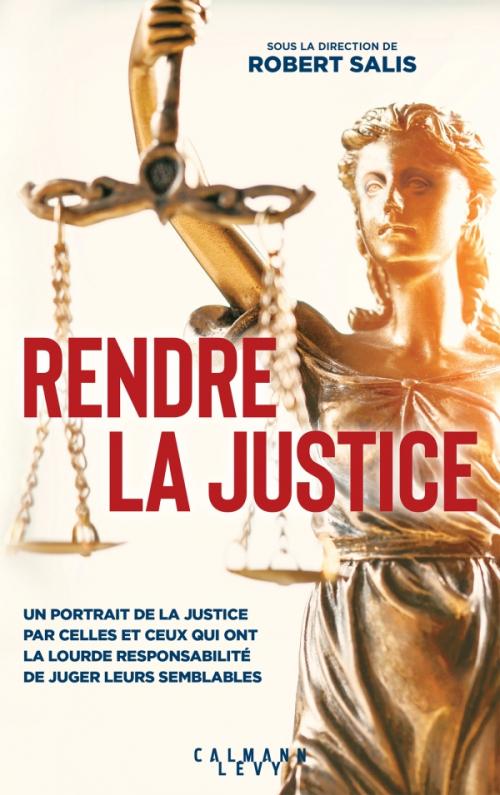 Couverture Rendre la justice