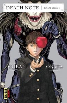 Couverture Death Note: Short stories