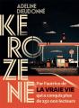 Couverture Kérozène Editions L'Iconoclaste 2021