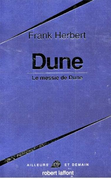 Couverture Dune suivi de Le messie de Dune