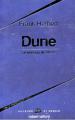 Couverture Dune suivi de Le messie de Dune Editions Robert Laffont (Ailleurs & demain) 1993