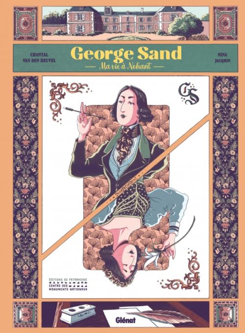 Couverture George Sand, ma vie à Nohant