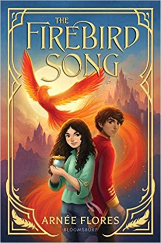 Couverture The Firebird Song