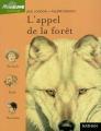Couverture L'Appel de la forêt / L'Appel sauvage Editions Nathan (Pleine lune - Aventure) 2003