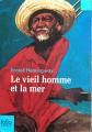 Couverture Le Vieil Homme et la mer Editions Folio  (Junior) 2009