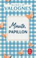 Couverture Minute, papillon ! Editions Le Livre de Poche 2021