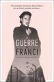 Couverture La guerre de Franci Editions Flammarion 2021