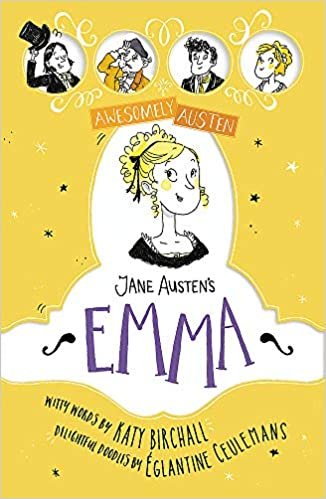 Couverture Awesomely Austen, book 2: Jane Austen's Emma