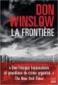Couverture La Frontière Editions HarperCollins (Noir) 2019