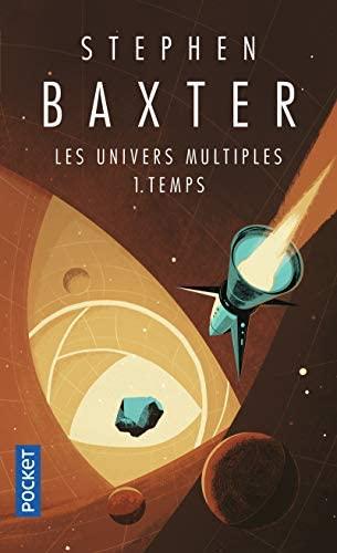 Couverture Les Univers multiples, tome 1 : Temps