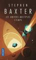 Couverture Les Univers multiples, tome 1 : Temps Editions Pocket (Science-fiction) 2020