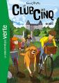 Couverture Le club des cinq et les saltimbanques / Le club des cinq et le cirque de l'étoile Editions Hachette (Bibliothèque Verte) 2020