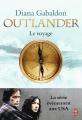 Couverture Outlander (J'ai lu, intégrale), tome 03 : Le voyage Editions J'ai Lu 2015