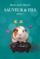 Couverture Sauveur & fils, tome 4 Editions L'École des loisirs (Médium + poche) 2021
