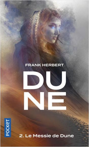 Couverture Le cycle de Dune (6 tomes), tome 2 : Le messie de Dune