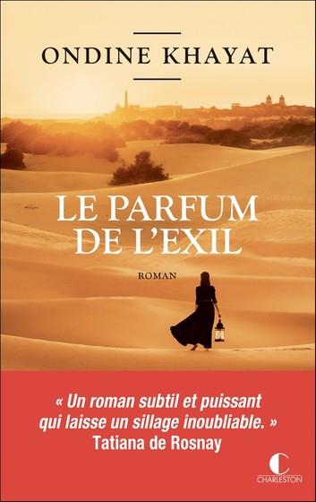 Couverture Le parfum de l'exil