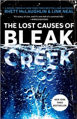 Couverture The lost causes of Bleak Creek : A novel