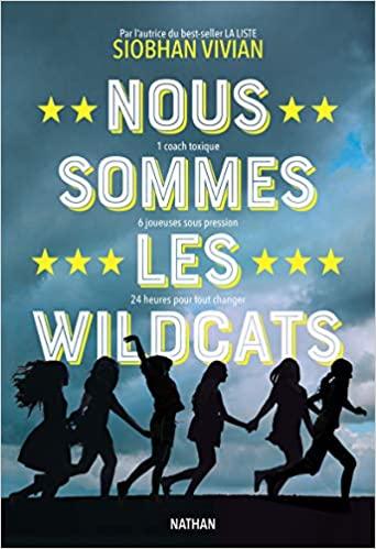 Couverture Nous sommes les Wildcats