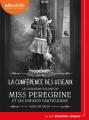 Couverture Miss Peregrine et les enfants particuliers, tome 5 : La conférence des oiseaux Editions Audiolib 2020