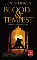 Couverture L'Empire des tempêtes, tome 3 : Blood & Tempest Editions Le Livre de Poche 2021