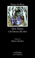 Couverture Don Alvaro ou la Force du destin Editions Catedra (Letras Hispánicas ) 1996