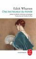 Couverture Chez les heureux du monde Editions Le Livre de Poche 2011