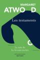 Couverture Les testaments Editions Robert Laffont (Pavillons poche) 2021