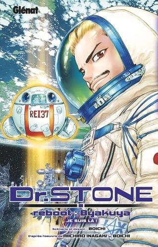 Couverture Dr. Stone : Reboot Byakuya