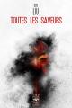 Couverture Toutes les saveurs Editions Le Bélial' (Une Heure Lumière) 2021