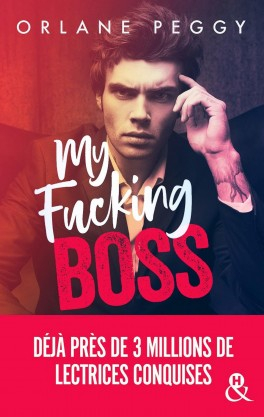 Couverture My Fucking Boss