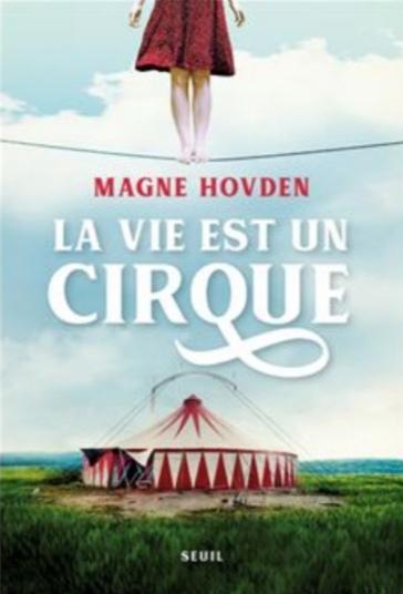 Couverture La vie est un cirque