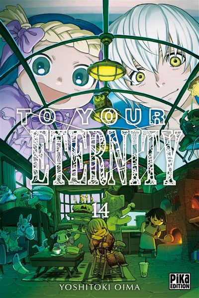 Couverture To your eternity, tome 14