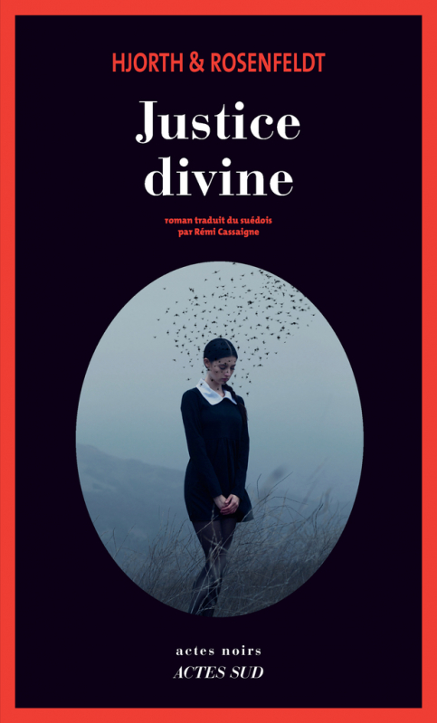 Couverture Dark secrets, tome 6 : Justice divine