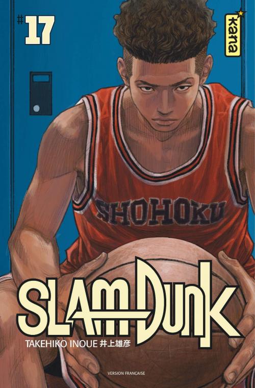 Couverture Slam Dunk, star édition, tome 17