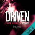 Couverture Driven, tome 2 : Fueled Editions Audible studios 2016