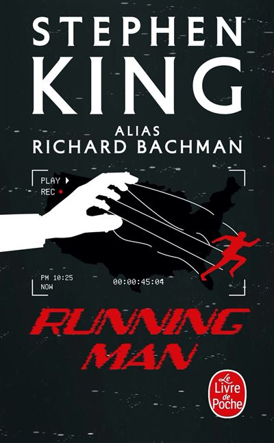 Couverture Running man