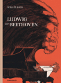Couverture Ludwig et Beethoven Editions Dargaud 2021