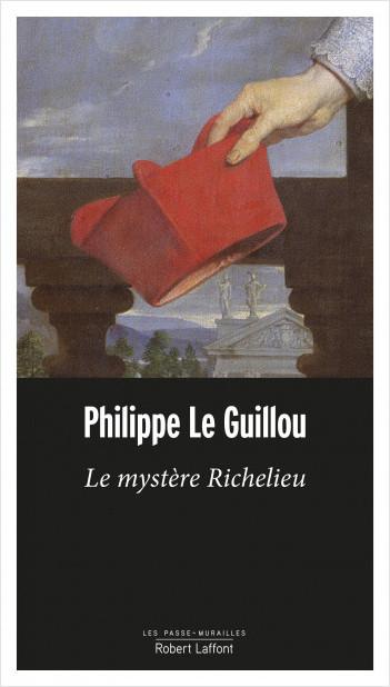Couverture Le mystère Richelieu