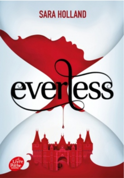Couverture Everless, tome 1