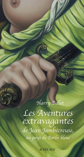 Couverture Les aventures extravagantes de Jean Jambecreuse, artiste et bourgeois de Bâle