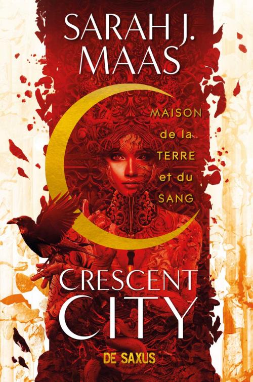 Couverture Crescent City, tome 1 : Maison de la Terre et du Sang