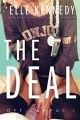 Couverture Off-campus, tome 1 : The deal Editions Createspace Independent Publishing Platform 2016