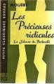 Couverture Les Précieuses ridicules : La Jalousie du Barbouillé Editions Bordas (Petits Classiques) 1963