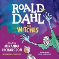Couverture Sacrées sorcières Editions Listening Library 2013