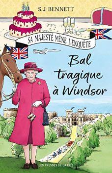 Couverture Bal tragique à Windsor