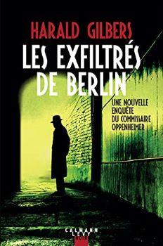 Couverture Les exfiltrés de Berlin