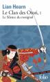 Couverture Le Clan des Otori, tome 1 : Le Silence du rossignol Editions Folio  2021