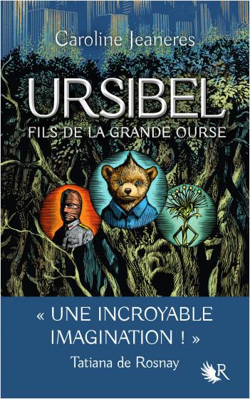 Couverture Ursibel, tome 1 : Fils de la Grande Ourse