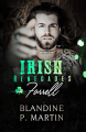 Couverture Irish Renegades, tome 2 : Farrell Editions Createspace Independent Publishing Platform 2021